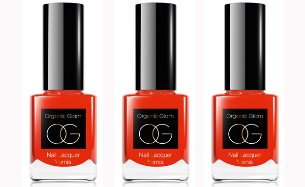 THE REVIEW: The Organic Pharmacy Coral Nail Varnish