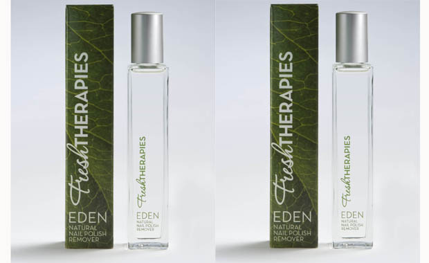 THE REVIEW: Eden Natural Nail Polish Remover