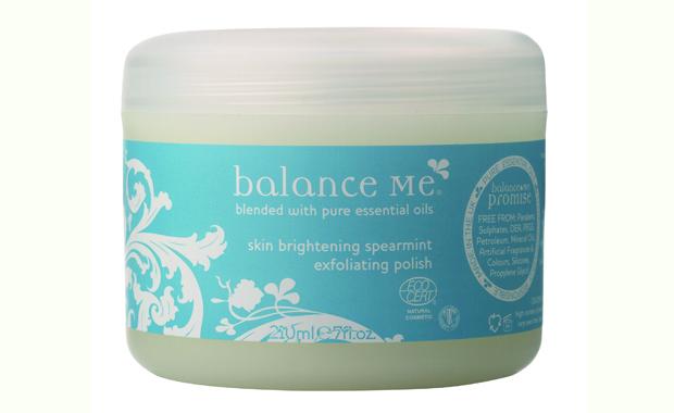 Review: Balance Me Skin Brightening Exfoliating Body Polish
