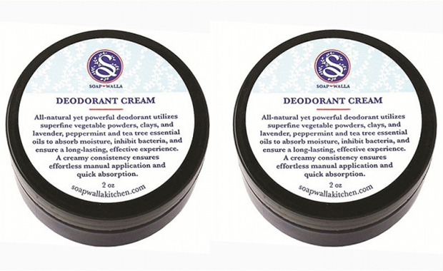 Review: Soapwalla Deodorant Cream