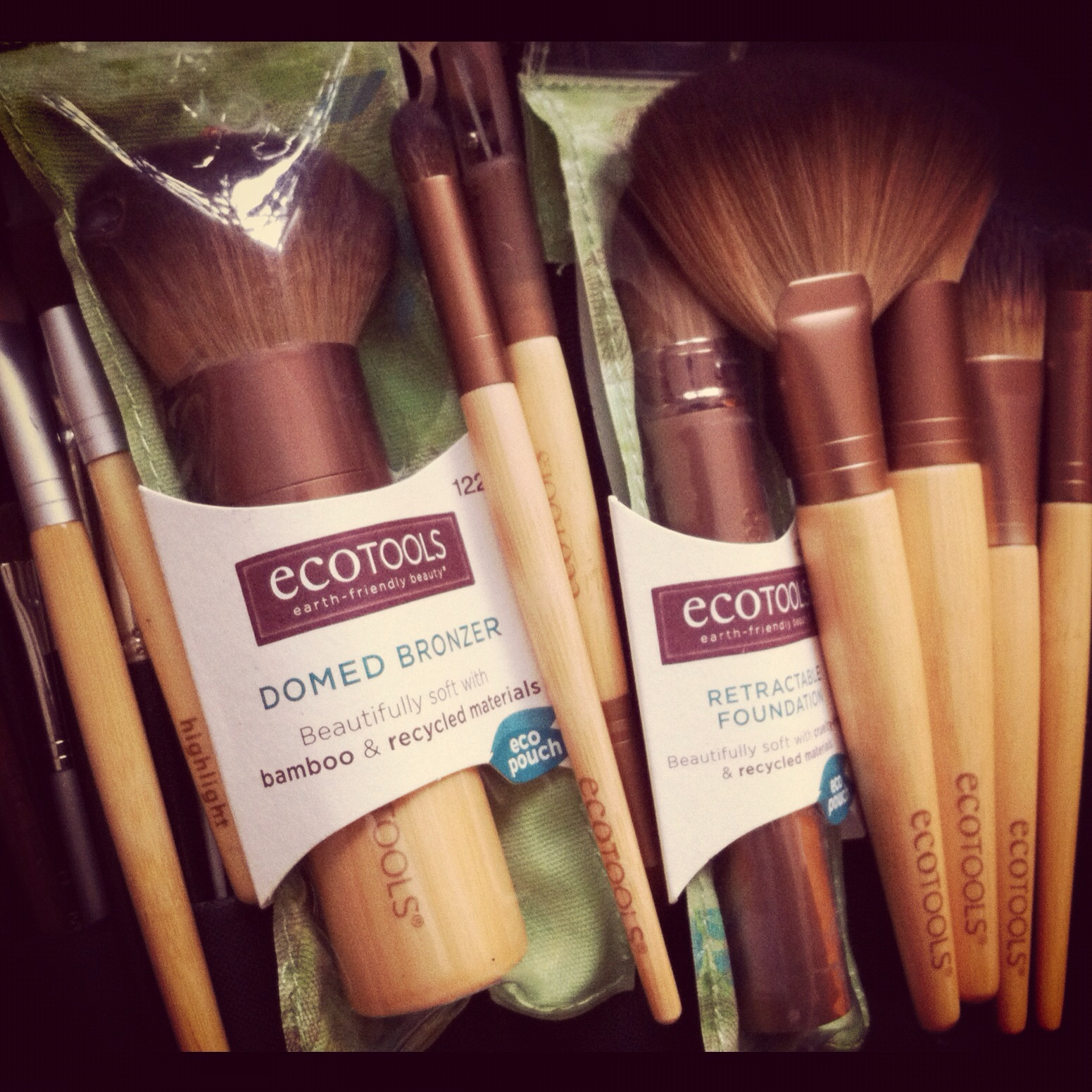 New additions to the kit – ecoTools
