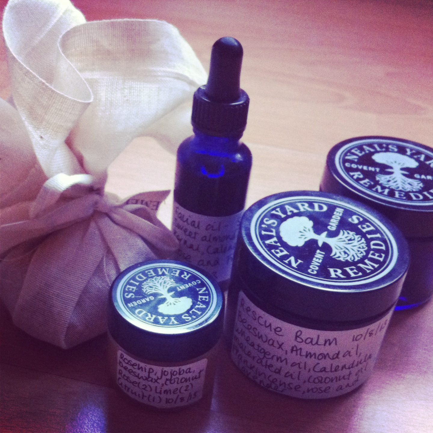 Neal's Yard Remedies – Recipes for Natural Beauty course