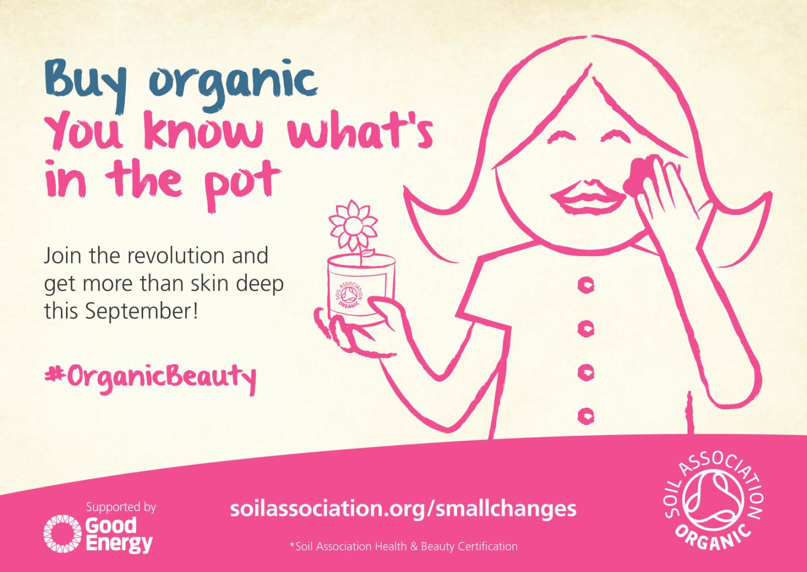 Organic September starts here..