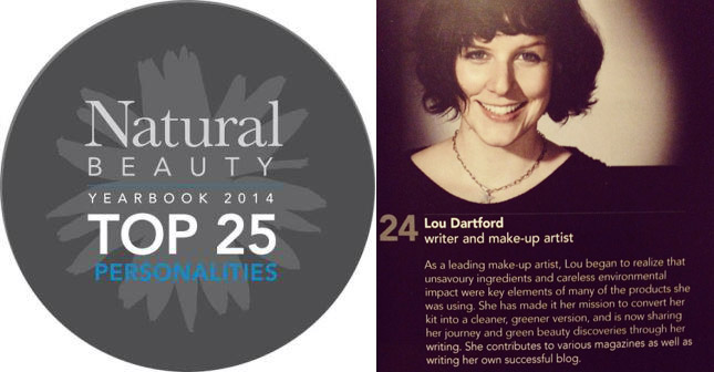 Natural Beauty Yearbook 2014 Who's Who Top 25