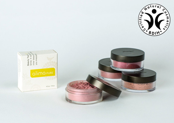 Alima Pure Luminous Shimmer Blush..