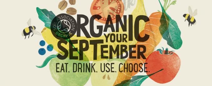 It's Organic September time…