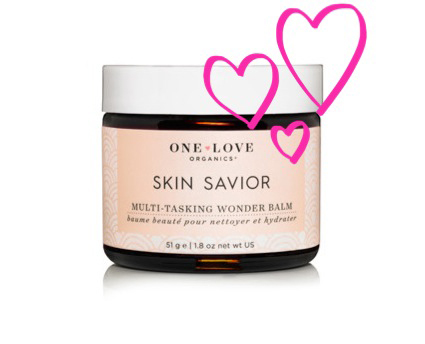 One Love Organics Skin Savior Beauty Balm..