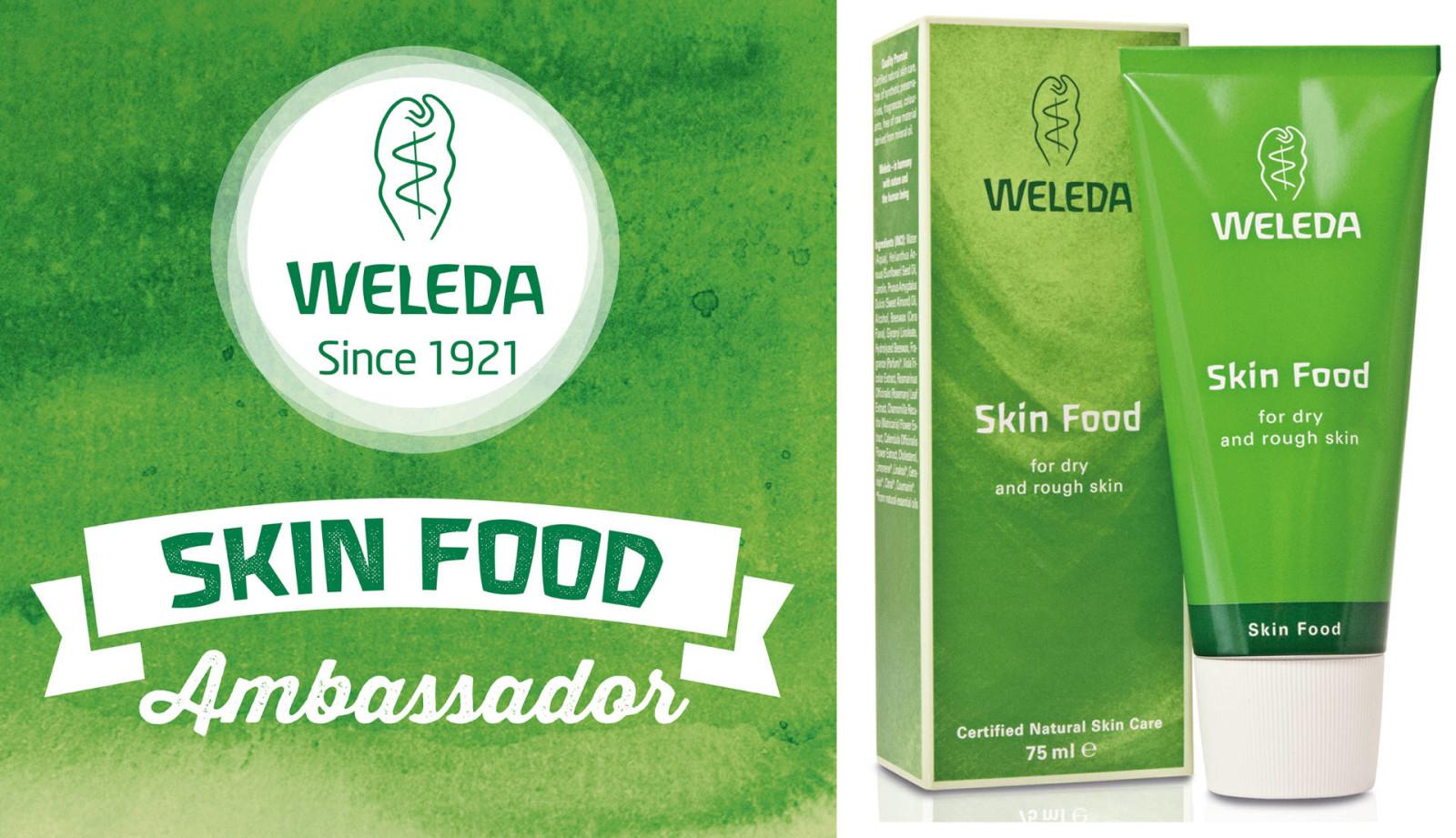 London Fashion Week, Weleda and Skin Food..