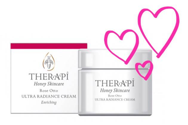 Product of the month – Therapi Honey Skincare Ultra Radiance Cream
