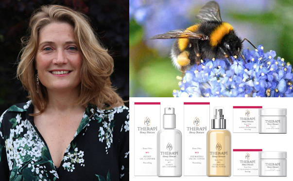 5 mins with Tanya Hawkes from Therapi Honey Skincare…
