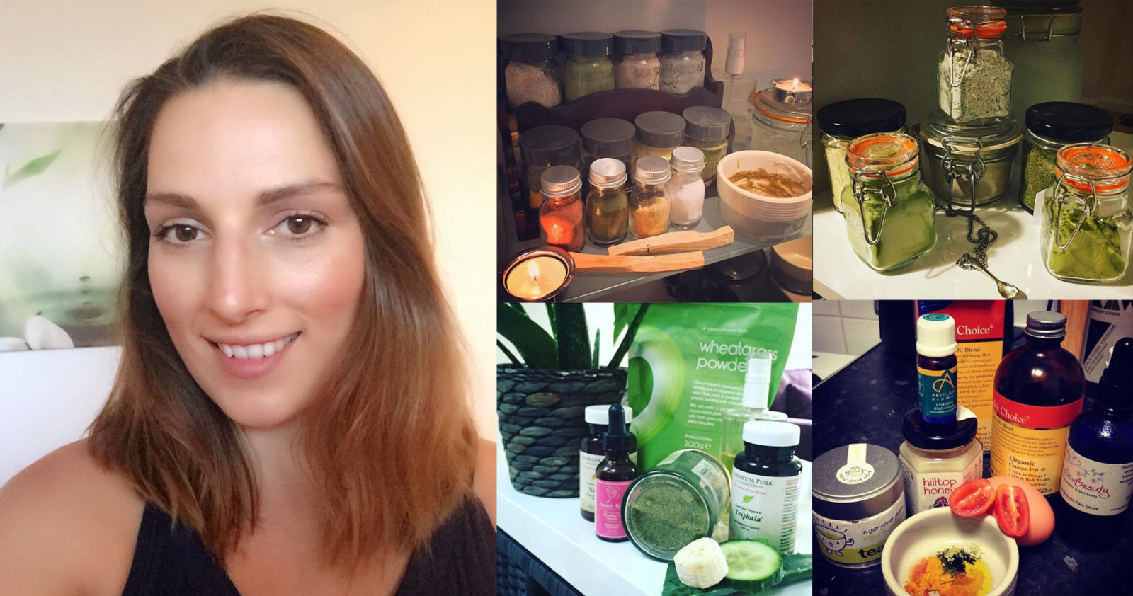 A lovely organic facial and 5 mins with Purely Green Beauty…