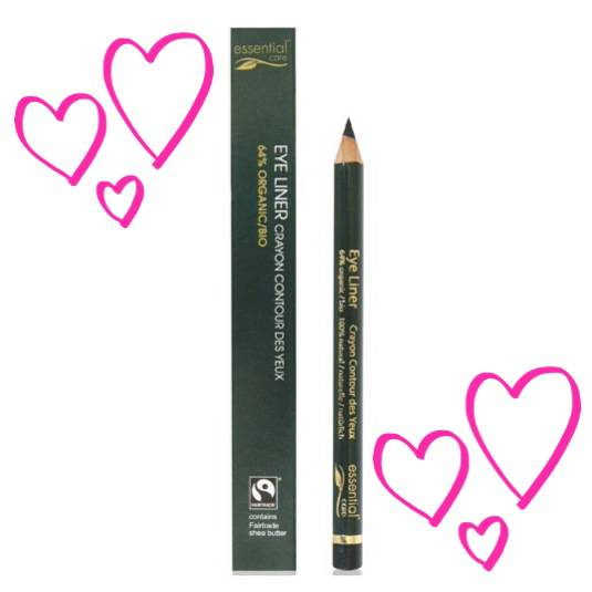 Odylique Essential Care Black Eyeliner