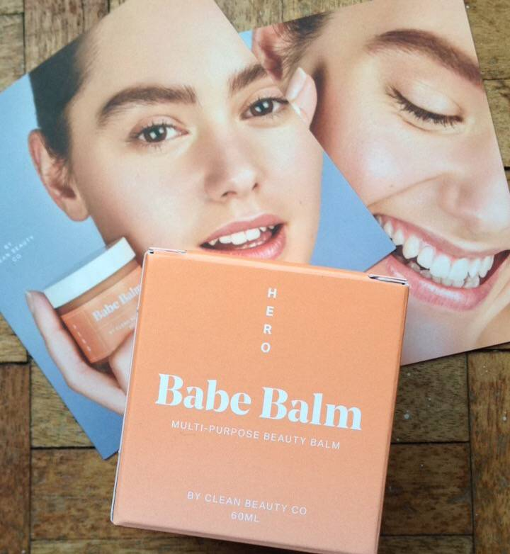 New in the kit – Babe Balm…