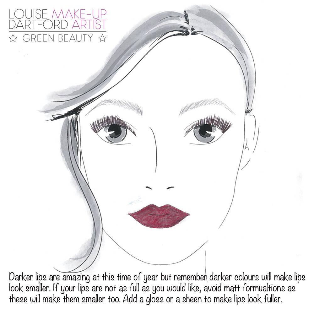 Darker lips   - loudartfordgreenbeauty