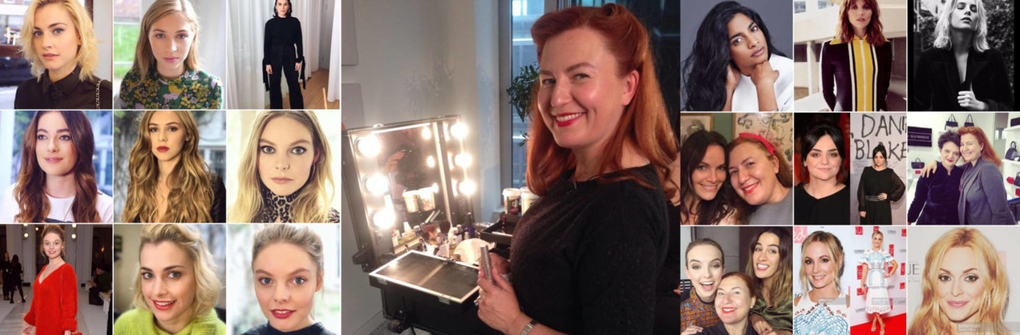 A vegan 5 mins with Celebrity Make-up Artist Justine Jenkins…
