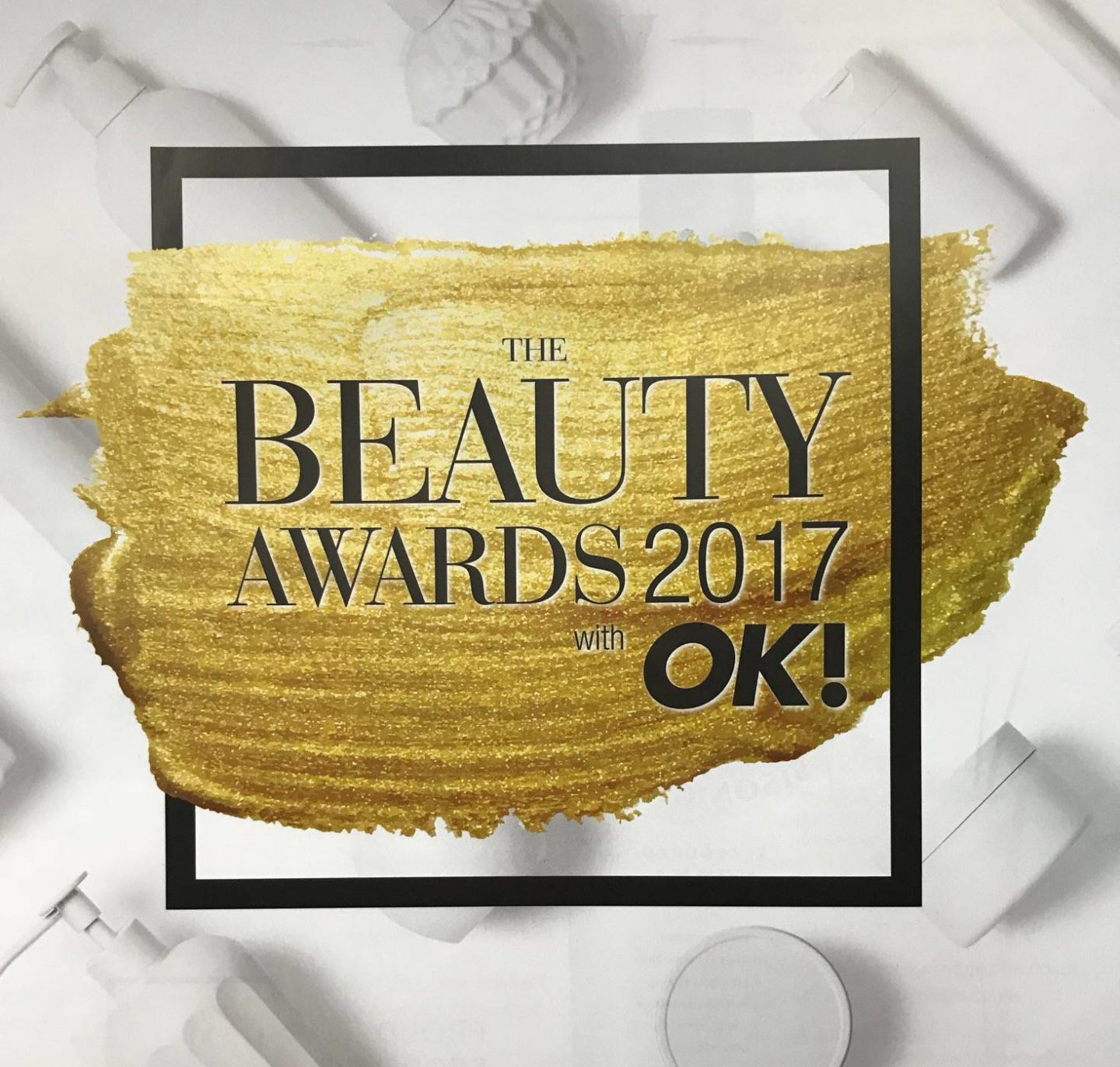 The Beauty Awards 2017 with OK!