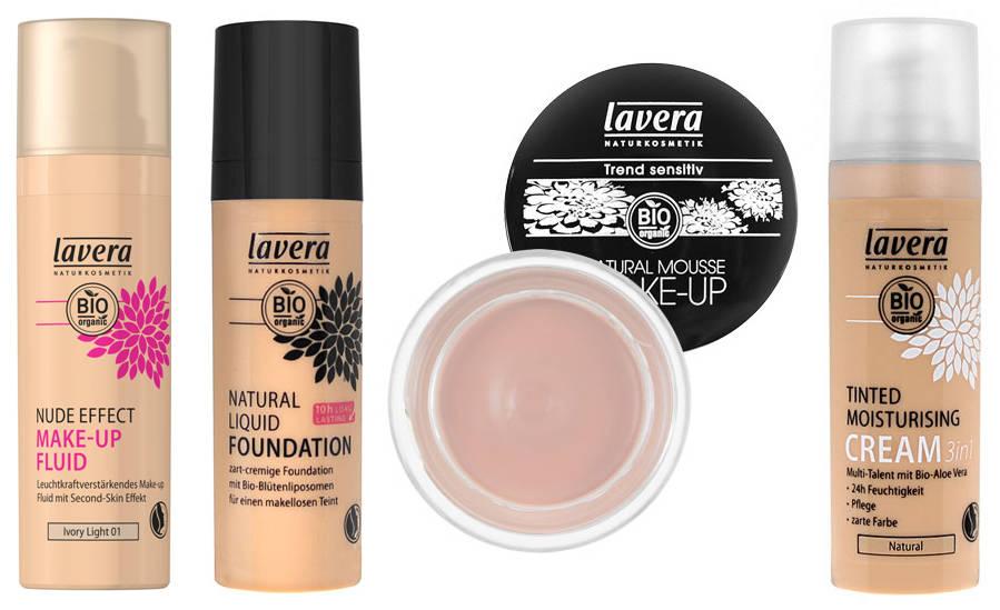 Lavera foundations…