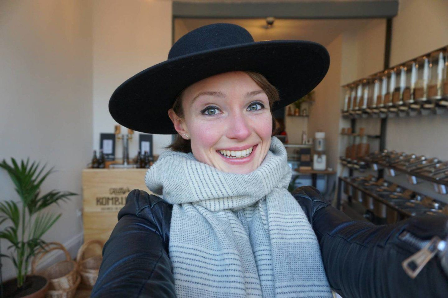 5 Mins with Eco Blogger and Zero Waste Expert Kate Arnell..